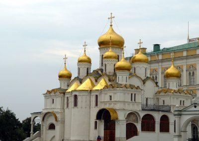 Moskau, Kathedrale