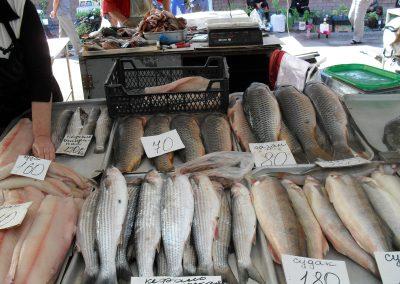 Pyatigorsk, Markt