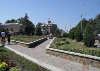Pyatigorsk, Park