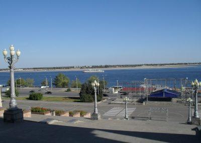 Wolgograd, Wolga