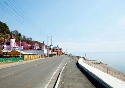 Listwjanka, Baikalsee